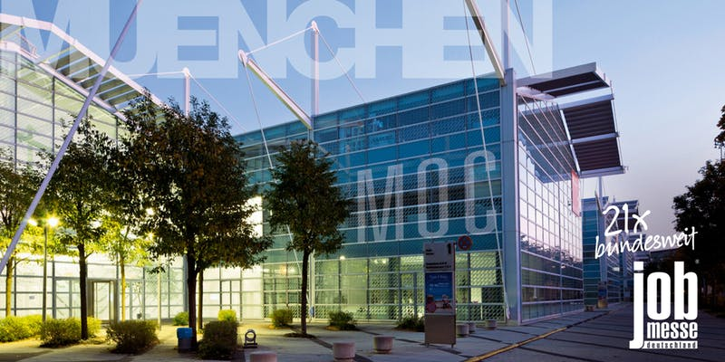 Description: The MOC Veranstaltungscenter München with its representative and daylight-bright architecture offers the perfect fair…